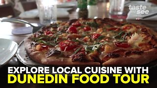 Taste local cuisine with Dunedin Food Tour | Taste and See Tampa Bay