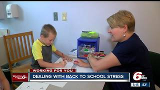 Avoiding back-to-school stress - Video