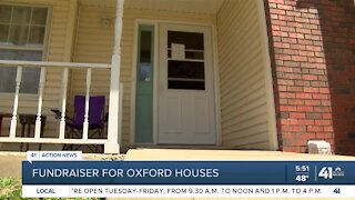 Fundraiser for Oxford House