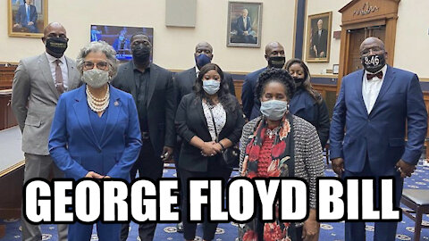 """Houses Passes """"George Floyd Justice in Policing Act"""""""