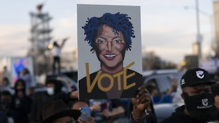 Stacey Abrams Wants Filibuster Exemption In Election Reform