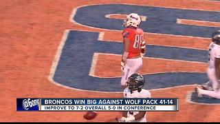 Broncos on path for a MW Title - Video