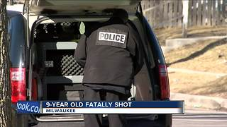 9-year-old killed in shooting on Milwaukee's north side - Video