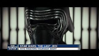 """Best theaters to see """"Star Wars: The Last Jedi"""" - Video"""