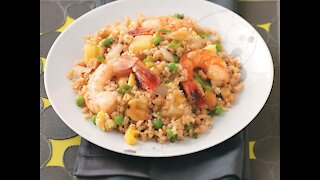 Shrimp Fired Rice
