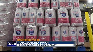 Made in Idaho: A look inside Nampa's Amalgamated Sugar factory