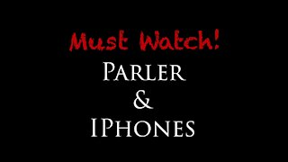 How to Keep Parler With Your Apple iPhone