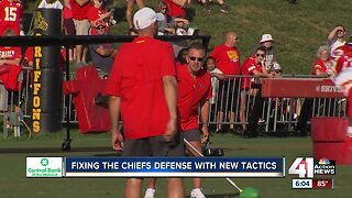 Rebuilt defense sparks high hopes early in Chiefs training camp