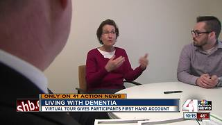 What it's like to live with dementia - Video