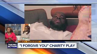 I Forgive You charity play - Video