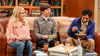 'Big Bang Theory' Nears The Finale - Video