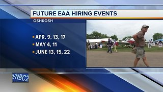 EAA now hiring 600 temporary workers for 2019 AirVenture