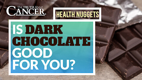 The Truth About Cancer Presents: Health Nuggets - Is Dark Chocolate Good For You?