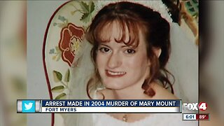 Arrest made in 2004 murder of Mary Mount