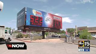 Lotto fever sweeping the Valley - Video
