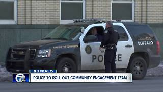 Buffalo Police to roll out community engagement team - Video