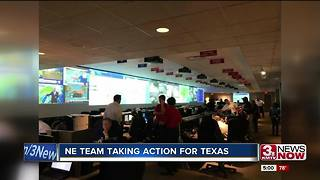 Local first responders rescue Texas residents