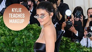 Kylie Jenner's top 3 makeup tips