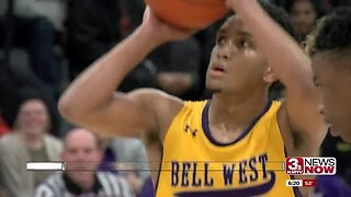 Bellevue West's Chucky Hepburn named Nebraska Gatorade Player of the Year