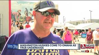 Washington comes to 2018 College World Series as true underdogs - Video