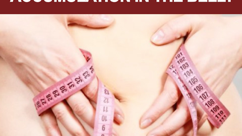 Natural Infusion To Eliminate Swelling and Fat Accumulation In The Belly
