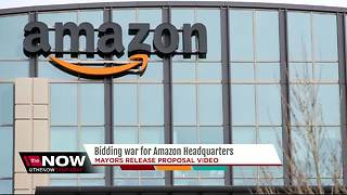 Tampa-St. Pete formally announces bid for Amazon HQ2 with video proposal - Video