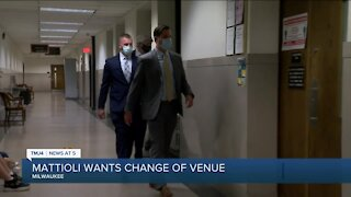 Former MPD officer Mattioli appears in court