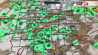 ALERT: Sct. Strong Storms Possible - Video