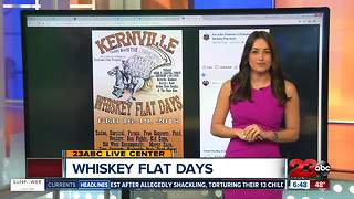 Whiskey Flat Days in Kernville - Video