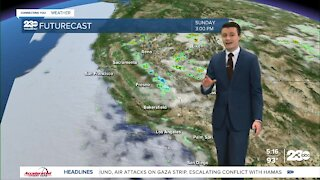 23ABC Evening weather update May 14, 2021
