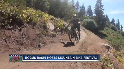 Boise Mountain Bike Festival brings riders together at Bogus Basin
