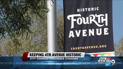 City Council discusses how to preserve culture of Historic Fourth Ave.