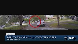 Deputy shoots and kills two teens