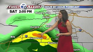 7 First Alert Forecast 7/21 - 11 PM - Video