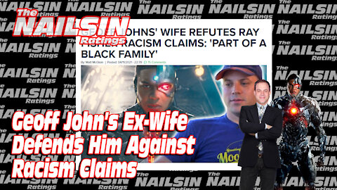 The Nailsin Ratings:Geoff John's Ex-Wife Defends Him Against Racism Claims