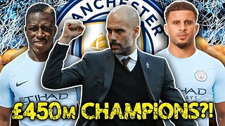 Has Pep Guardiola FINALLY Built His Manchester City Dream Team?! | W&L - Video