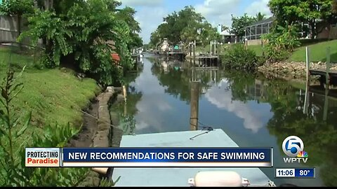 New recommendations for safe swimming