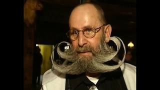 Beard And Moustache Championships 2008 - Video