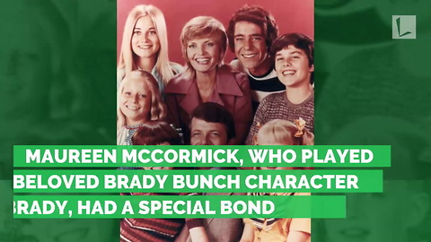 Brady Bunch's 'Marcia' Maureen McCormick Honors 'Mrs. Brady' with Tribute To Say Happy Mother's Day