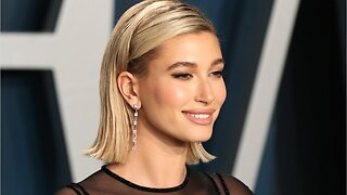 Hailey Bieber Bleached Her Brows