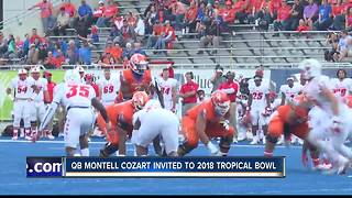 Cozart To Play In 2018 SPIRAL Tropical Bowl - Video