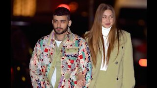 Gigi Hadid's famous friends congratulate her on daughter's birth