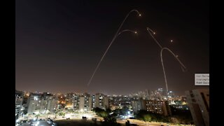 IDF strikes Gaza after two rockets fired towards southern Israel
