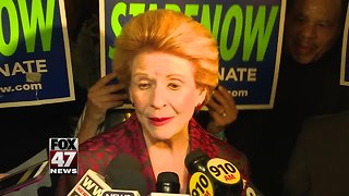 Debbie Stabenow wins re-election to U.S. Senate