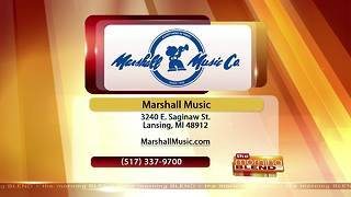 Marshall Music- 8/22/17 - Video