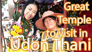 Thailand Travel: The Thai Dragon Temple of WEALTH!