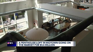 MIdtown penthouse on the market for $1.4 million