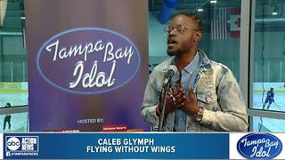 Tampa Bay Idol Audition: Caleb Glymph - Video