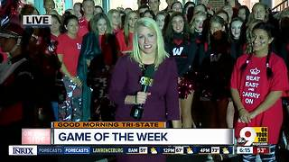 Lakota West students prep for Friday Night Football - Video