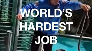 World's Hardest Job - Video